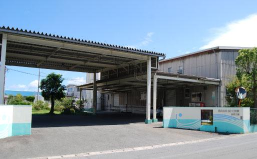 浜町工場(乾麺)